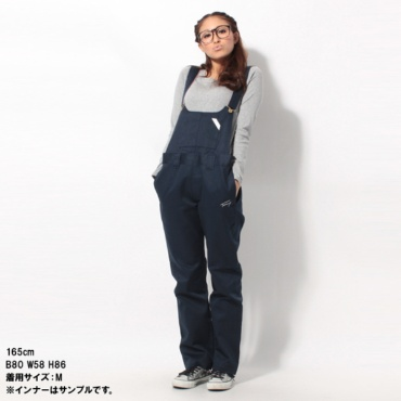 【TOMMY HERS×Dickies】STROLL DKYS SALOPETTE の商品詳細 | ファッション通販magaseek