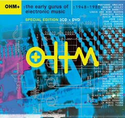 Images for Various - OHM+: The Early Gurus Of Electronic Music