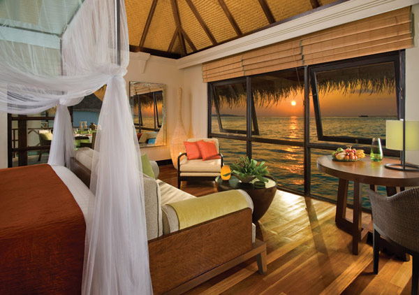 Experience Remote Islands in the Maldives: Four Seasons Resort | Freshome