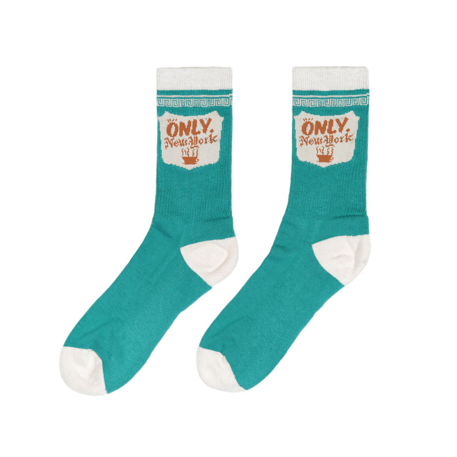 ONLY NY | STORE | Socks | Greek Coffee Cup Sock