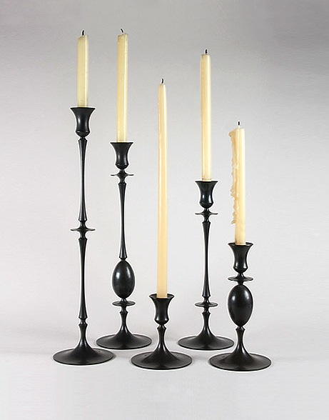 Egg and Dart Candlesticks by Ted Muehling - Google 画像検索
