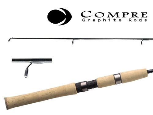 Amazon.com: Shimano Compre 7 light 2pc CPS70l2B Spinning Rod: Sports & Outdoors