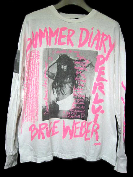 Bruce Weber Long Sleeve Photo T-Shirt (Front) | Flickr - Photo Sharing!