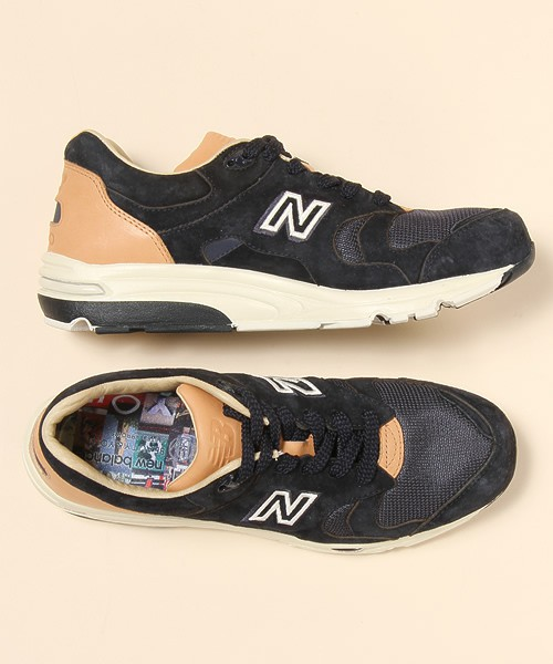 Beauty & Youth x New Balance 1700 | FreshnessMag.com