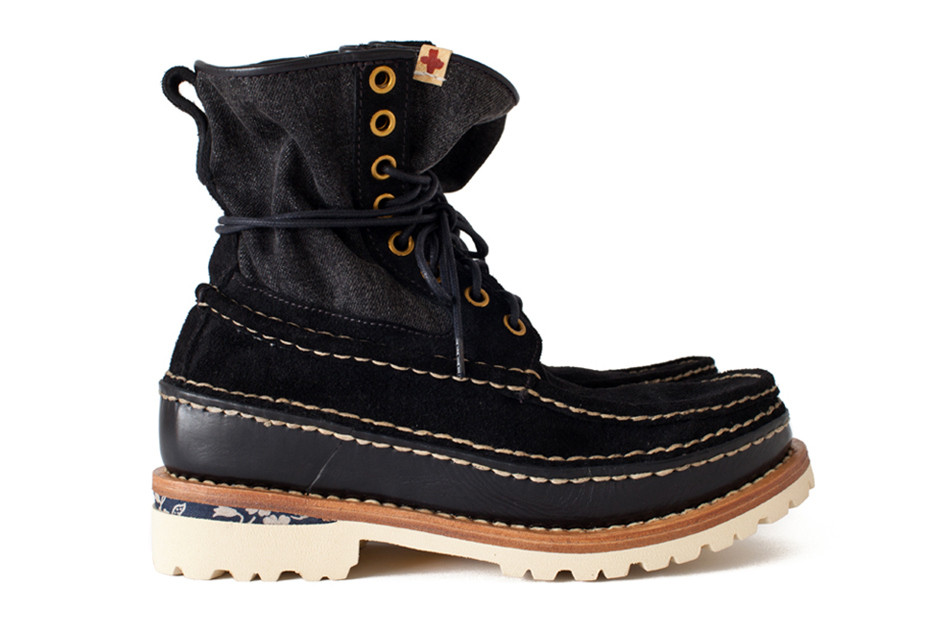 visvim 2014 Spring GRIZZLY BOOTS-FOLK *F.I.L. EXCLUSIVE | Hypebeast