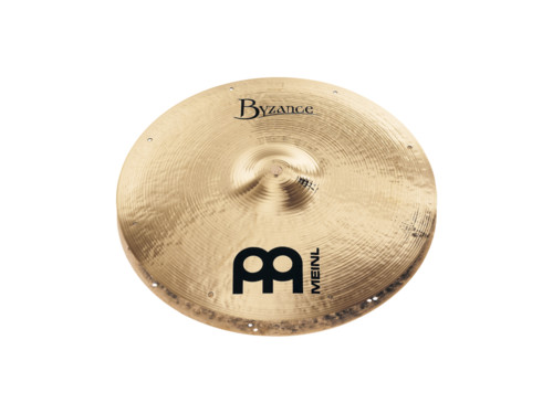 """Byzance Brilliant Fast Hihat 14"""" - MEINL Cymbals: Cymbal Finder"""