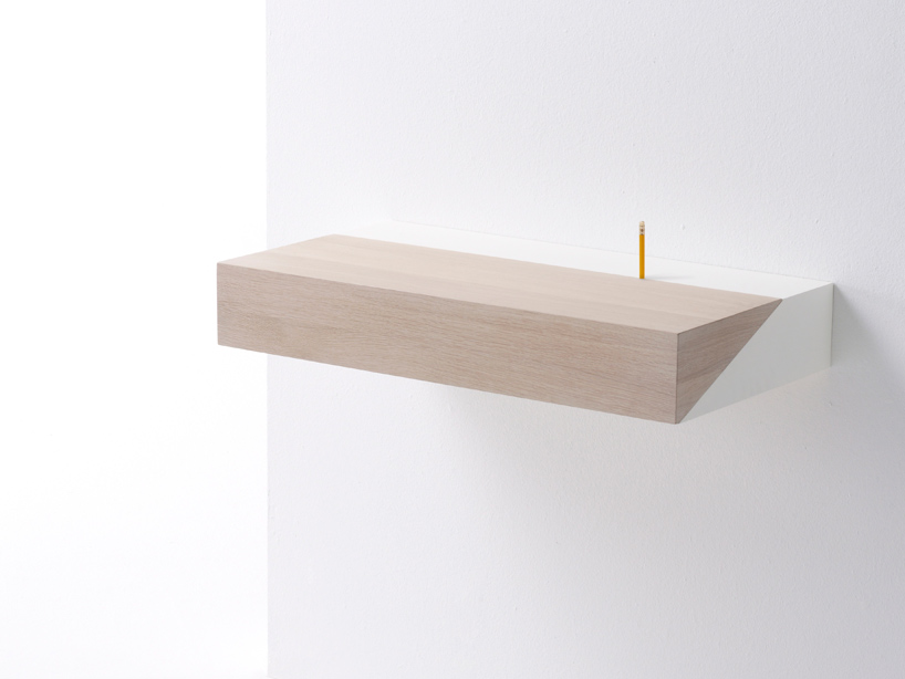 raw edges: deskbox for arco