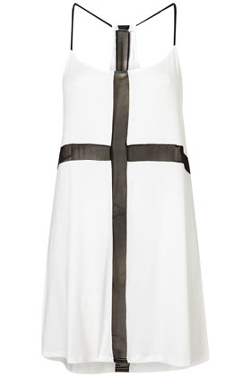 Cross Front Long Cami Tunic - New In This Week - New In - Topshop