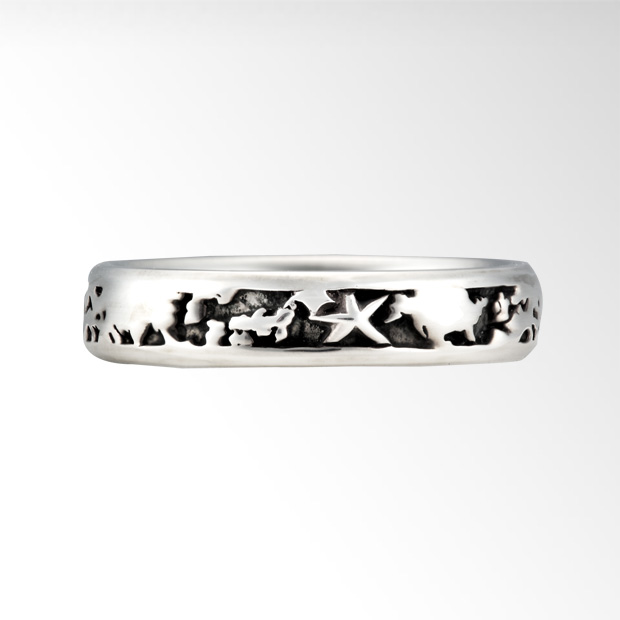 STAR JEWELRY |EARTH RING: カップル