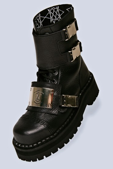 Long x Underground Double Sole Boot - Store