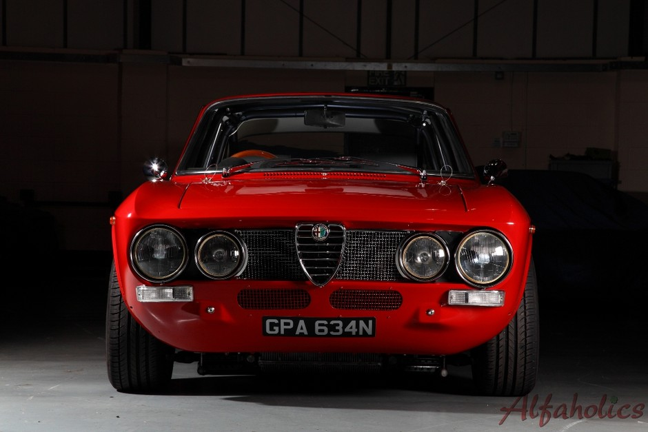 Alfaholics GTA-R 004 – Second Owner | Classic Alfa Romeo spare parts and accessories