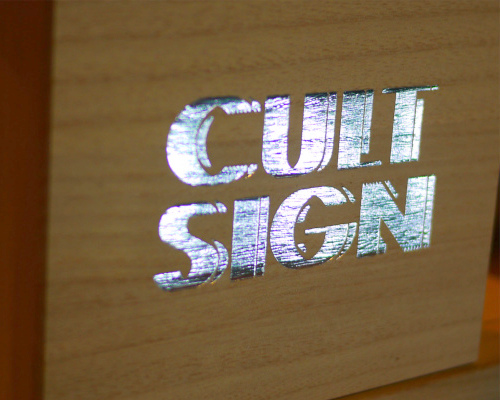 CULT SIGN - YES