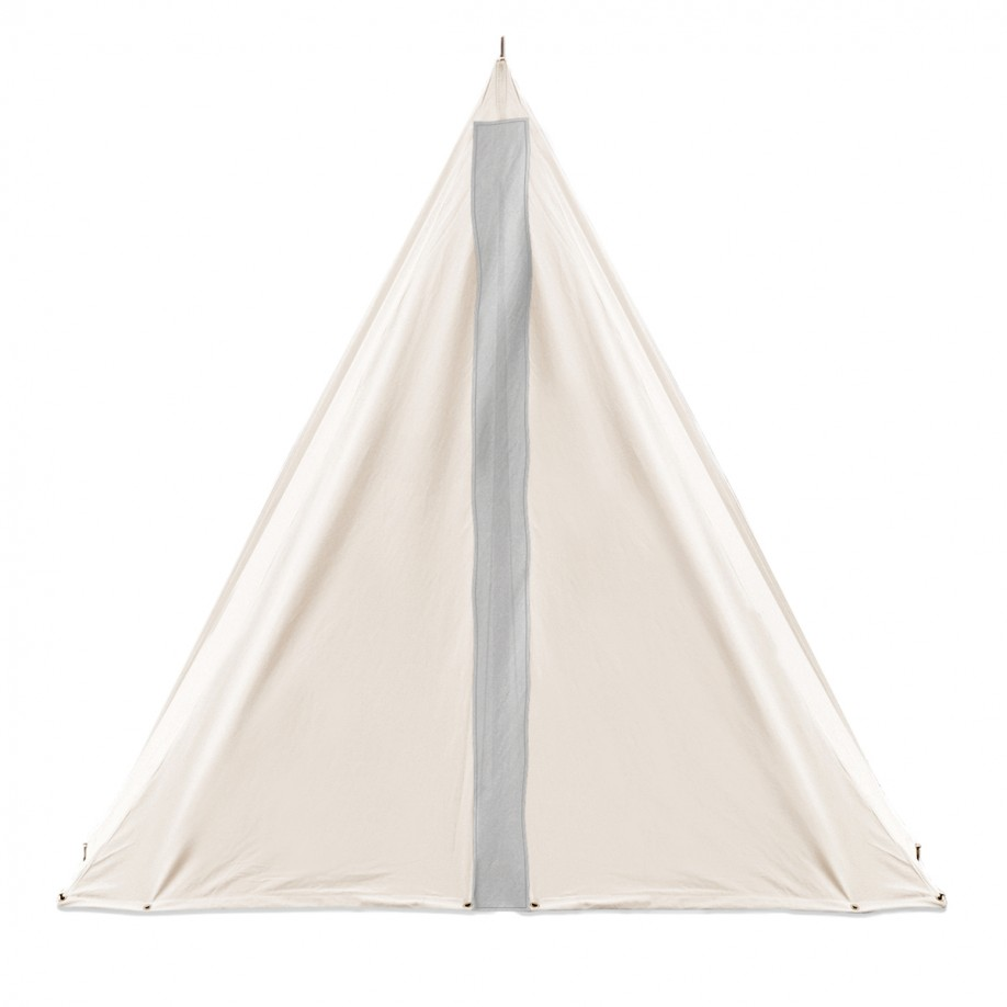 Scout Single Pole Tent – Natural Sunforger Canvas – Made in the USA