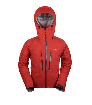 Facewest Adventure Sports » Blog Archive » Rab Momentum Jacket Review