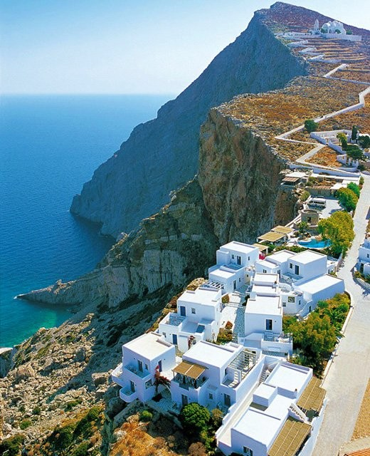 Folegandros island, Cyclades,Greece