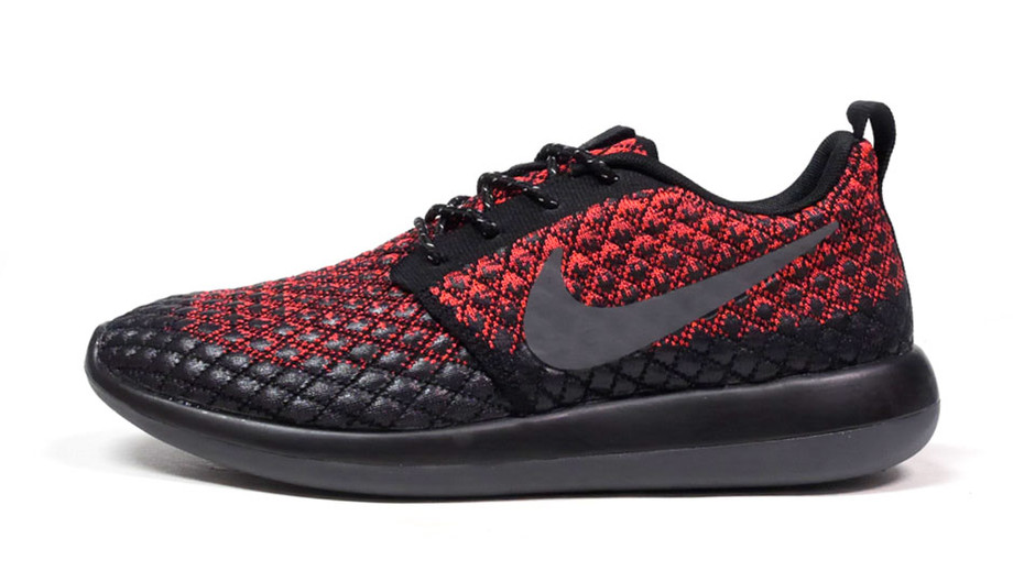 """ROSHE TWO FLYKNIT 365 """"LIMITED EDITION for NSW BEST"""" RED/BLK/GRY ナイキ NIKE 