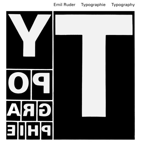 Amazon.co.jp: Typographie: A Manual of Design: Emil Ruder: 洋書