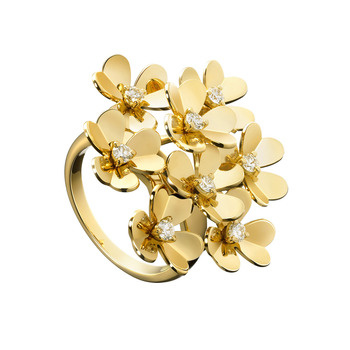 Betteridge: Van Cleef & Arpels Frivole Ring