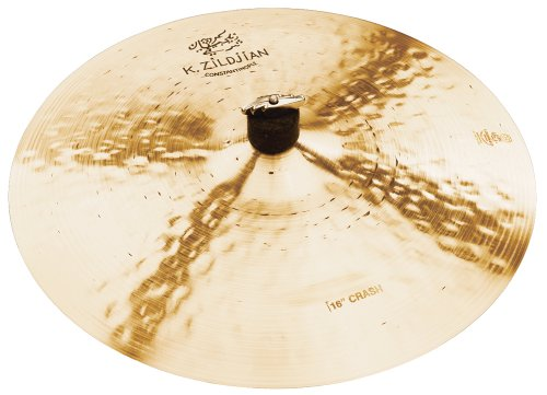 Amazon.com: Zildjian K 16-Inch Constantinople Crash Cymbal: Musical Instruments