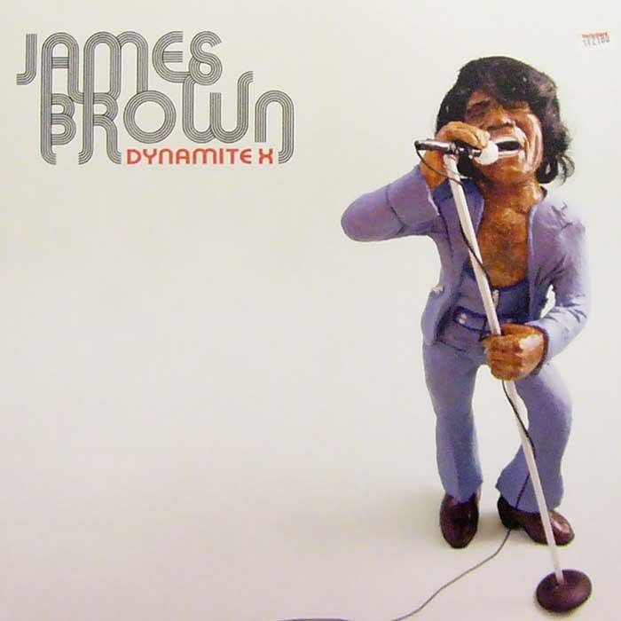 JAMES BROWN(2LP) DYNAMITE X