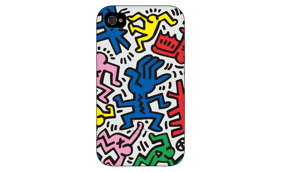 COLORS | Art Series | Keith Haring Bezel Case - Chaos