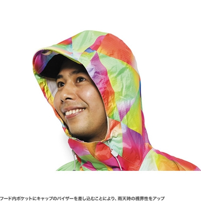 TOWER RECORDS × MARMOT RAINBOW PreCip(R) RAIN PONCHO M-Lサイズ - TOWER RECORDS ONLINE