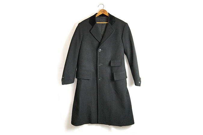 2012AW Outer|trunk|BLACK SIGN