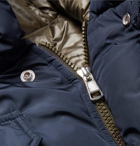 Moncler - Anis Quilted Shell Hooded Down Gilet