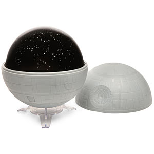 ThinkGeek :: Star Wars Death Star Planetarium