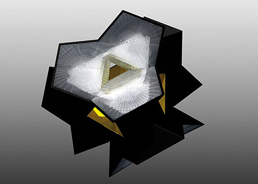 Starbrick Light by Studio Olafur Eliasson