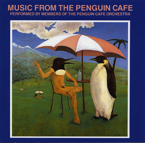 Google 画像検索結果: http://musicophiliadaily.files.wordpress.com/2009/05/penguin-cafe-orchestra-the-sound-of-someone-you-love-1976.jpg