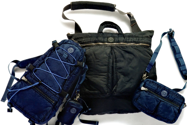 "Porter Classic 2012 Fall/Winter ""Super Nylon"" Bag Collection 