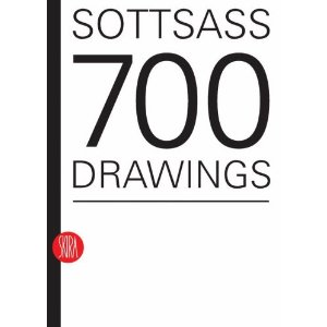 Amazon.co.jp: Sottsass: 700 Drawings: Ettore Sottsass, Milco Carboni, Hans Hollein: 本