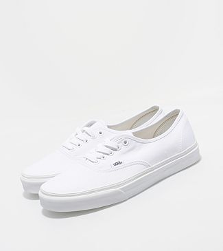 Size? - Vans Authentic