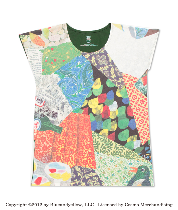Leo Lionni Short Sleeve One-Piece(Leo Lionni Alexander and the Wind up Mouse Pattern)|デザインTシャツストア グラニフ -Design Tshirts Store graniph-