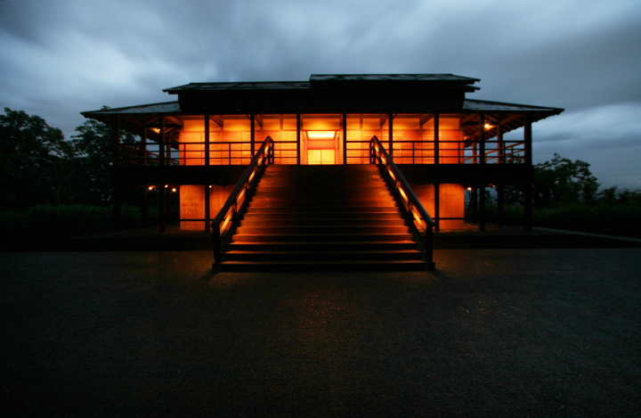 """PingMag - The Tokyo-based magazine about """"Design and Making Things"""" » Archive » Staying in James Turrell's House of Light"""