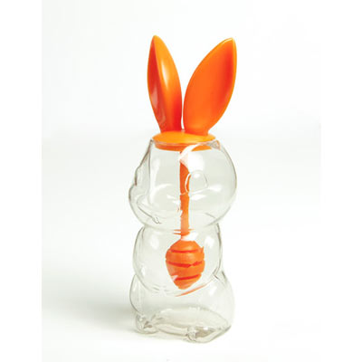 GAMAGO Hunny Bunny Honey Jar