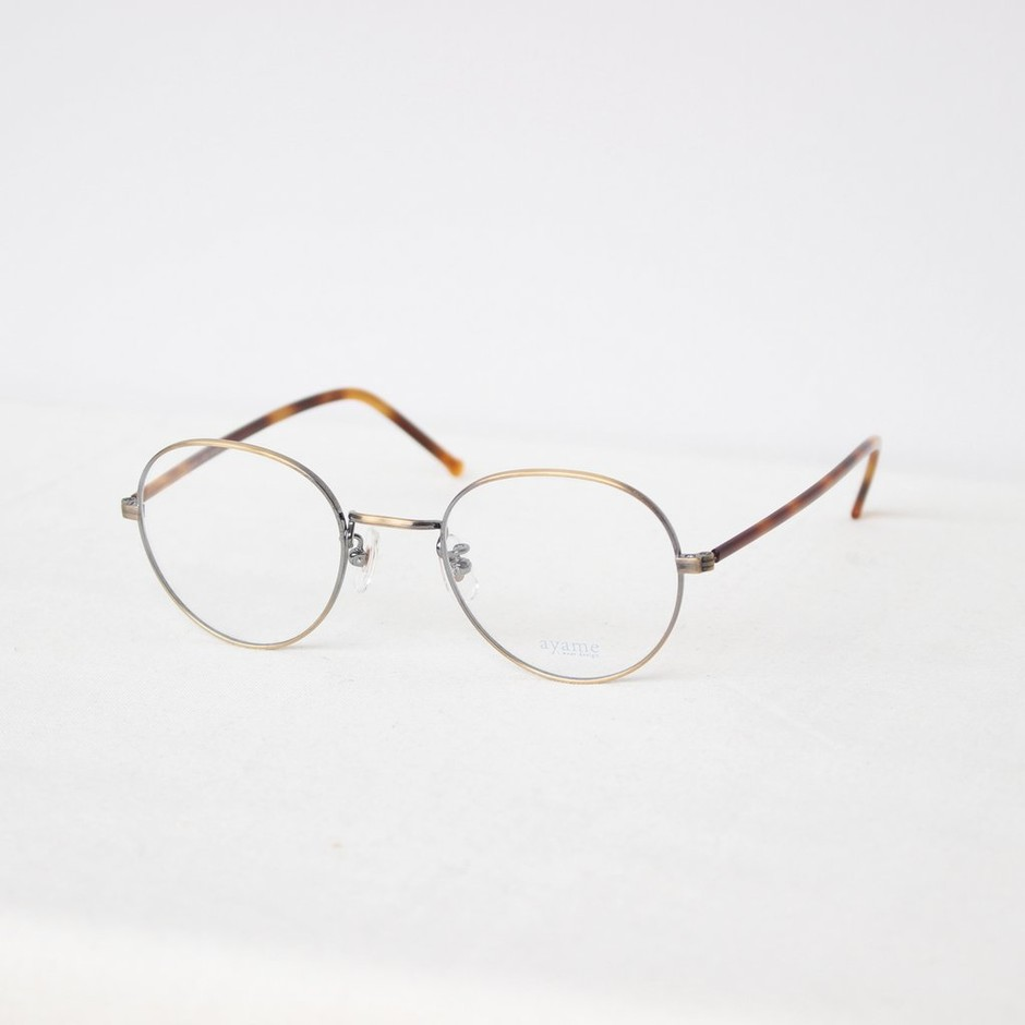 ayame - FOCUS #antique gold/optical