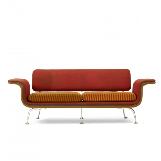 433: Alexander Girard / sofa, model 66303 < Modern Design, 31 March 2011 < Auctions | Wright
