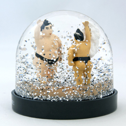 OH! SUMO-DOME!: with Snowdomes