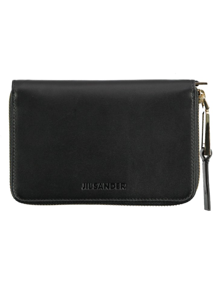 Jil Sander Men's Vertical Wallet | LN-CC