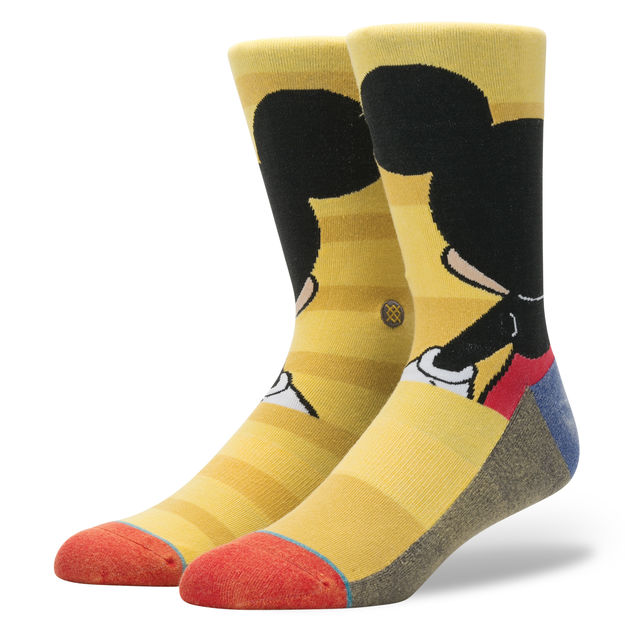 Mickey Mouse Socks by Stance