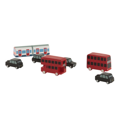 LONDON TRANSPORT IN A BAG 9×8×2cm | 無印良品ネットストア