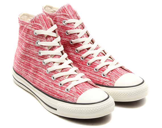 round about: CONVERSE CHUCK TAYLOR ALL STAR – SUMMER KNIT PACK