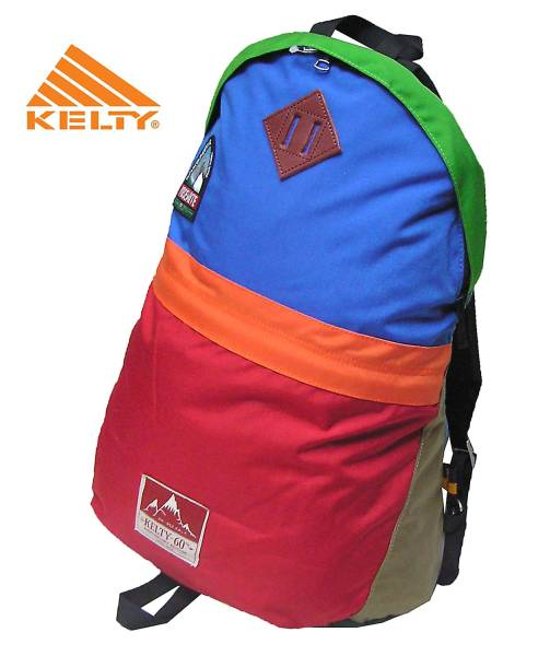 onyourmark | NEWS | KELTYが60周年記念モデル「PARTY DAY PACK 60th」発売