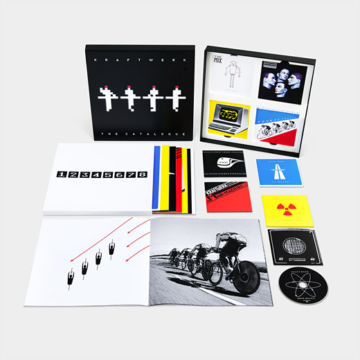 Kraftwerk: The Catalogue: Numbered Edition Retrospective Box Set | MoMA Store