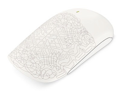 Microsoft / 限定ホワイトバージョン『Touch Mouse Artist Edition』