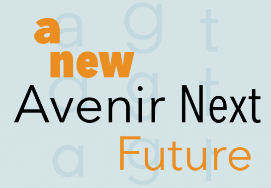 Linotype Font Collections - Avenir Next