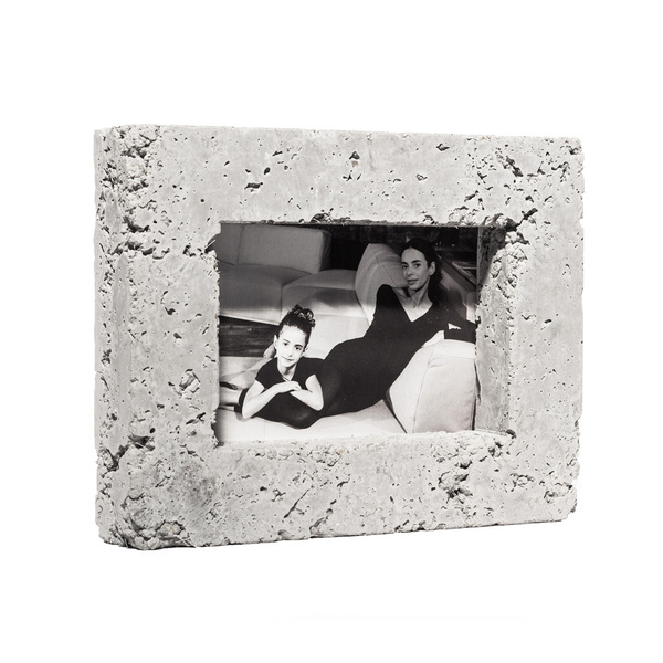Decoration – Picture Frame – a unique product by IVANKA-CONCRETE on DaWanda