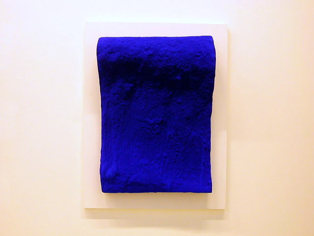 Spencer Alley: Yves Klein Blue
